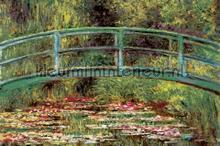 Claude Monet fotobehang Kleurmijninterieur Kunst---Ambiance