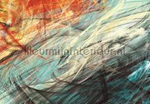 Abstract fotobehang Kleurmijninterieur Grafisch---Abstract