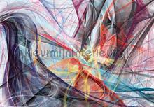 75850 fotobehang Kleurmijninterieur Kunst---Ambiance