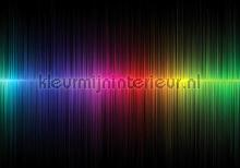 Color bar fotobehang Kleurmijninterieur Kunst---Ambiance