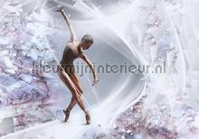 Dancer fotobehang Kleurmijninterieur Kinderkamer-meisjes