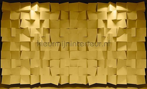 Kleur Mijn Interieur : Square d warm fotobehang abstract and art kleurmijninterieur
