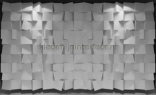 Kleur Mijn Interieur : Square d cold fotobehang abstract and art kleurmijninterieur