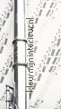 Wandpaneel Flute fotomurales Caselio Accent 67189126