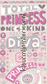 Wandpaneel Princess fototapeten Caselio Accent 67189950