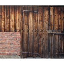 Schuur met deur fotobehang Architects Paper AP Digital 2 470422-200-grams