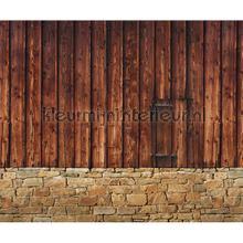 Zijkant schuur fotobehang Architects Paper AP Digital 2 470424-200-grams