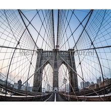 Op de brug bekeken fotobehang Architects Paper AP Digital 2 470475-200-grams