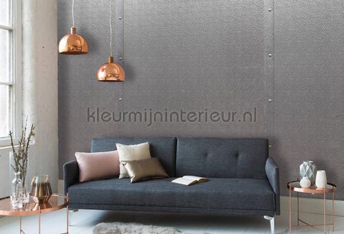 Metal section fotobehang dd108550 Interieurvoorbeelden fotobehang Architects Paper