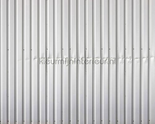 Metal section WH fotobehang dd108555 Interieurvoorbeelden fotobehang Architects Paper