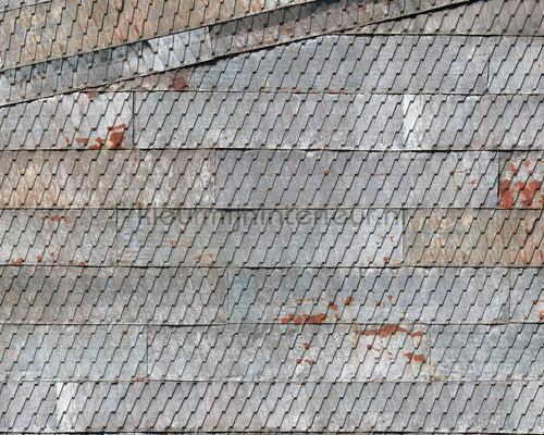 Metal sectionol fotobehang dd108580 Interieurvoorbeelden fotobehang Architects Paper