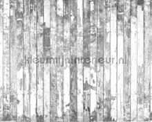 Wooden floor white photomural Architects Paper AP Digital 4 dd108635