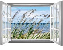 Reeds fotobehang Kleurmijninterieur Oosters---Trompe-loeil