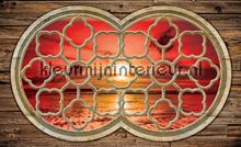 Sunset fotobehang Kleurmijninterieur Zon---Zee---Strand