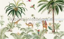 Binti Baby carta da parati Creative Lab Amsterdam Botanical Collection binti-baby-400