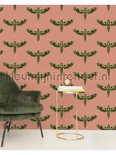 Dusty Pink fotomurales Creative Lab Amsterdam PiP studio wallpaper