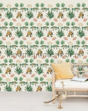 Jaipur papier murales Creative Lab Amsterdam PiP studio wallpaper