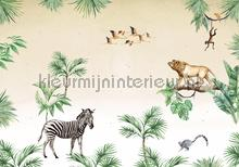 King Of The Jungle fototapet Creative Lab Amsterdam Botanical Collection king-of-the-jungle