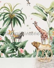 Sanny And Charlie fototapet Creative Lab Amsterdam Botanical Collection sanny-and-charlie