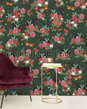 Wild Roses fotobehang Creative Lab Amsterdam York Wallcoverings