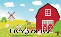 Farm fototapet Kleurmijninterieur All-images
