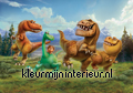 The good dinosaur fototapet Kleurmijninterieur All-images