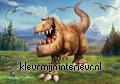 The good dinosaur T Rex fototapet Kleurmijninterieur All-images