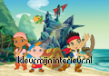 Jake and the neverland pirates fototapet Kleurmijninterieur All-images