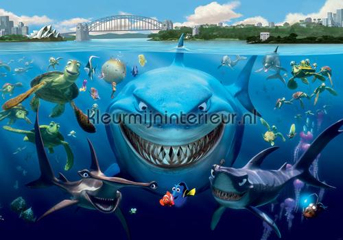 Finding Nemo fotobehang 1789-VE M kinderkamer jongens ...