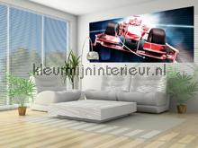 Formula 1 fotomurali 325-VE M Auto - Trasporto Kleurmijninterieur