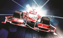 Formula 1 fototapet Kleurmijninterieur teenagere