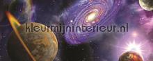 Planets fottobehaang Kleurmijninterieur tiener