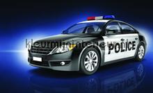Police fototapeten Kleurmijninterieur weltraum