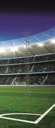 Stadium fotobehang 324-VE T Sport Kleurmijninterieur