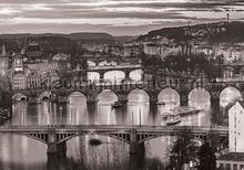 Many bridges fotomurali Kleurmijninterieur Tutti-immagini