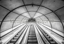 Escalator up fotomurali Kleurmijninterieur Tutti-immagini