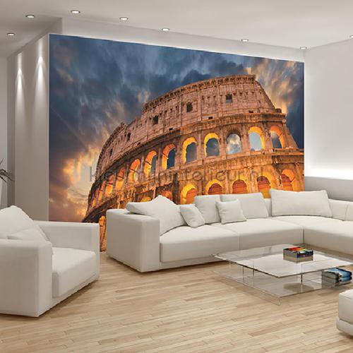 Colosseum fotomurales 848-VE-M City Kleurmijninterieur