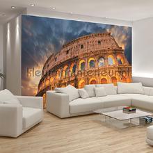 Colosseum fotobehang Kleurmijninterieur Steden Gebouwen