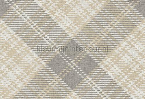 Royal Tartan fotobehang 24291 Modern - Abstract Hookedonwalls