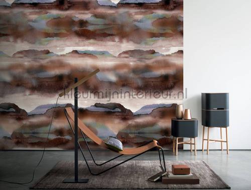 iron fotomurais 73460153 Copper Casamance