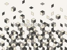 Falling cube photomural BN Wallcoverings all images