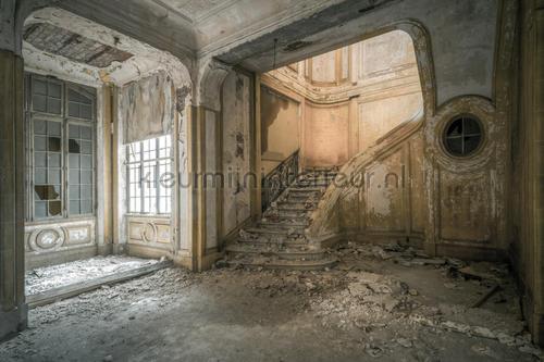 Raw Chateau fototapet r14341 Curious Rebel Walls