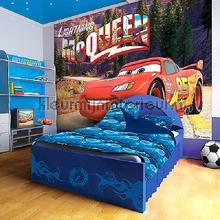 Lightning Mc Queen fotobehang Kleurmijninterieur Disney Pixar