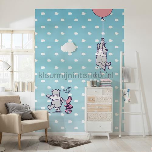 winnie pooh piglet fotomurais 4-4025 Disney Edition 3 Komar