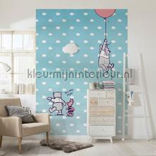 winnie pooh piglet fotomurais Komar Disney Edition 3 4-4025