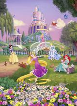 disney princess sunset fotobehang Komar Disney Edition 3 4-4026