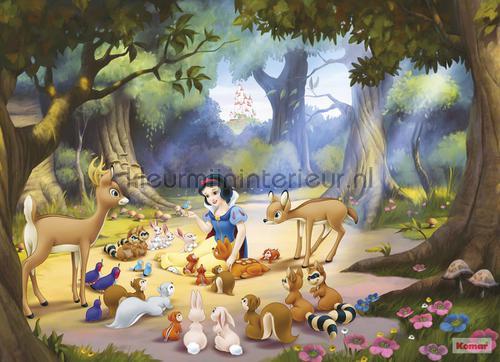 schneewittchen photomural 4-405 Disney Edition 3 Komar