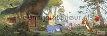 Poohs house fotomurais Komar selva