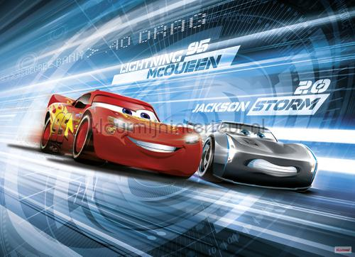cars 3 simulation fotomurais 4-423 Disney Edition 3 Komar