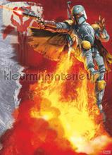 star wars boba fett fotomurais Komar Disney Edition 3 4-440